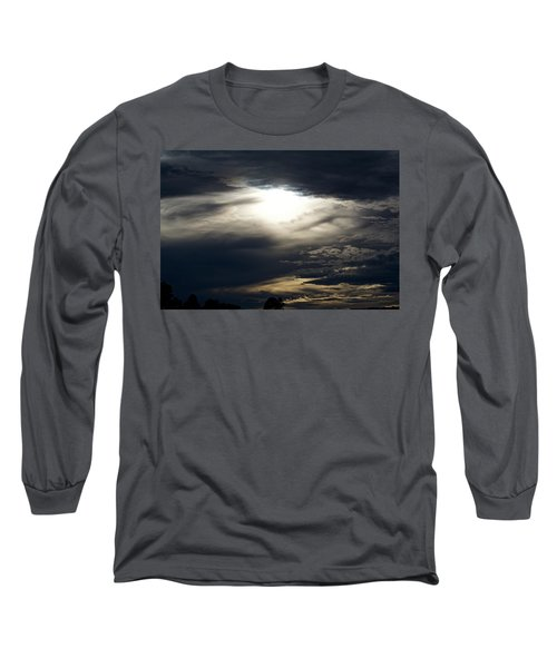 Evening Eye Long Sleeve T-Shirt