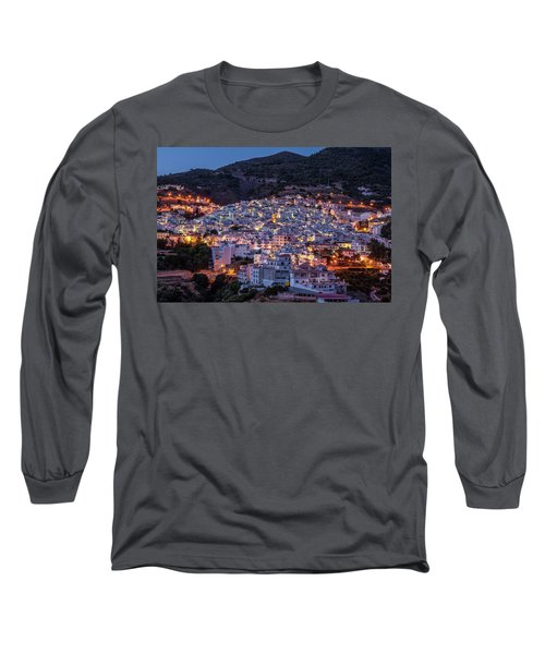 Evening In Competa Long Sleeve T-Shirt