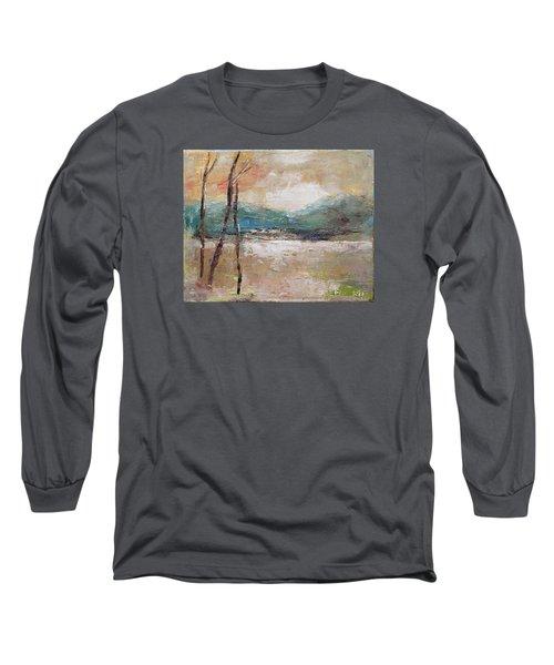 Evening In Fall Long Sleeve T-Shirt