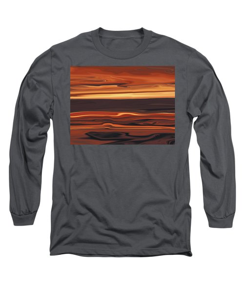 Evening In Ottawa Valley 1 Long Sleeve T-Shirt