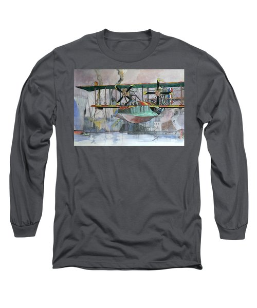 Evening Patrol Long Sleeve T-Shirt
