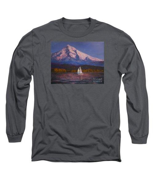 Evening Sail Long Sleeve T-Shirt