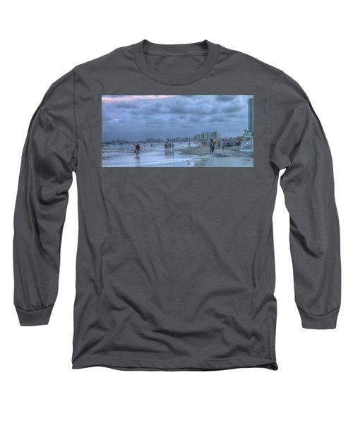 Evening Stroll Long Sleeve T-Shirt