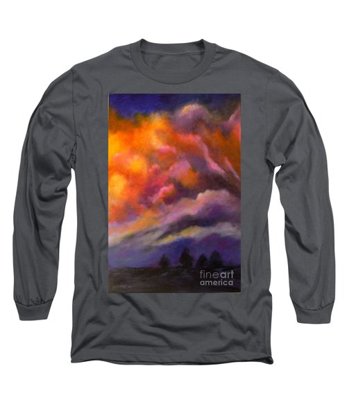 Evening Symphony Long Sleeve T-Shirt