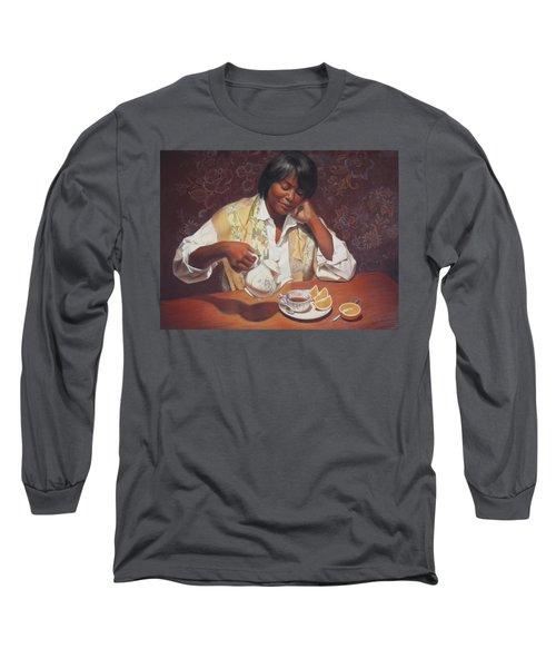 Evening Tea Long Sleeve T-Shirt