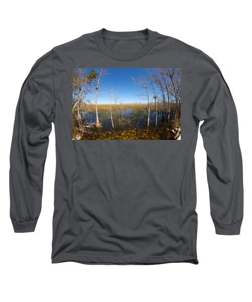 Everglades 85 Long Sleeve T-Shirt by Michael Fryd