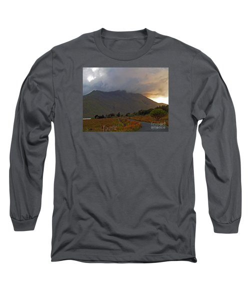 Every Cloud Has A Silver Lining Long Sleeve T-Shirt