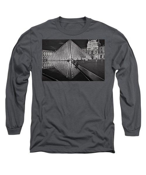 Every Day Life Long Sleeve T-Shirt by Danica Radman