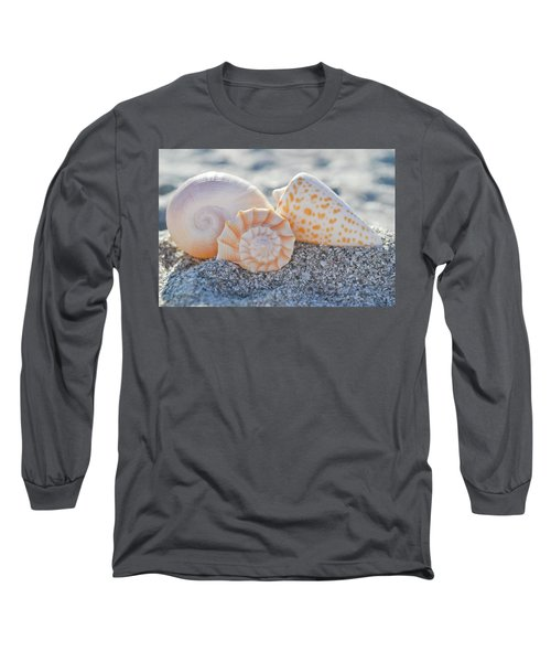 Every Shell Has A Story Long Sleeve T-Shirt