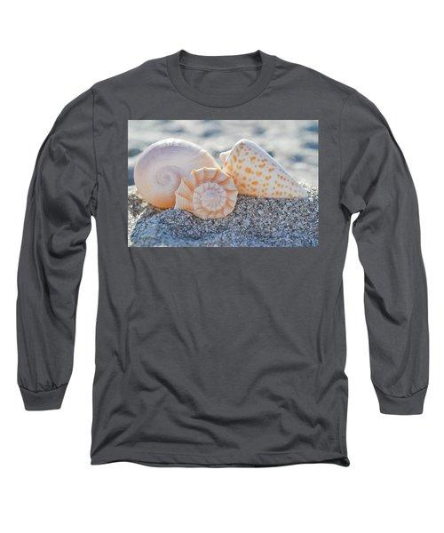 Every Shell Has A Story Long Sleeve T-Shirt