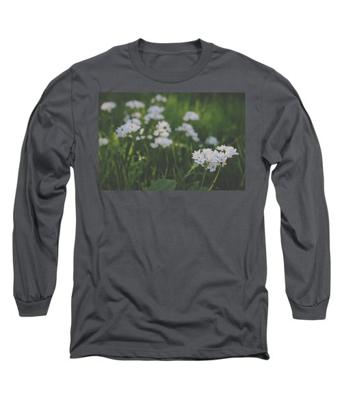 Long Sleeve T-Shirt featuring the photograph Everything Is New Again by Laurie Search