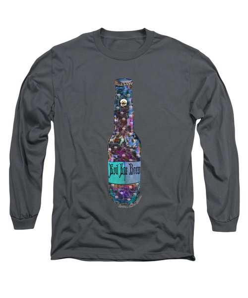 Evil Eye Brewski Long Sleeve T-Shirt