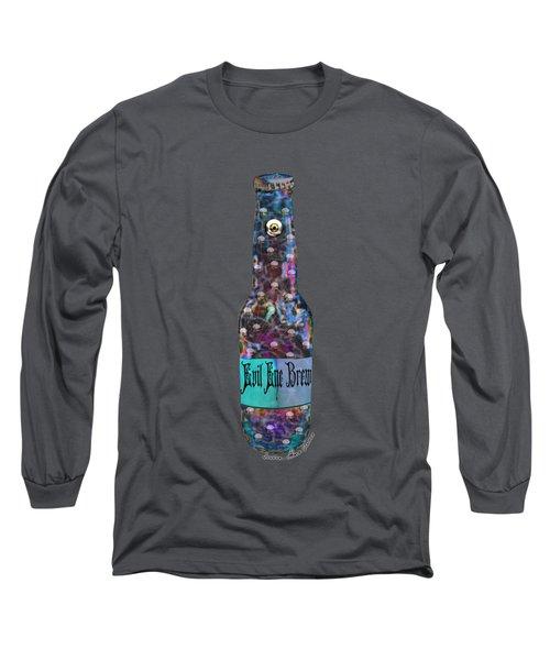 Evil Eye Brewski Long Sleeve T-Shirt