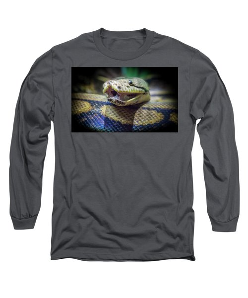 Evil In The Garden Long Sleeve T-Shirt