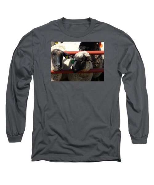 Ewe Gate Long Sleeve T-Shirt