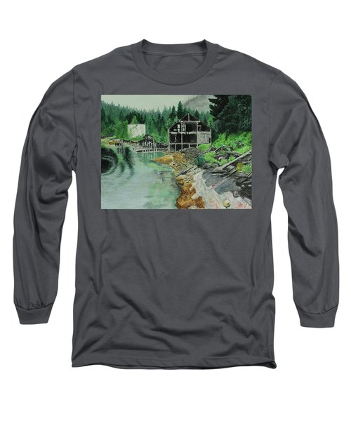 Ex-cannery Long Sleeve T-Shirt