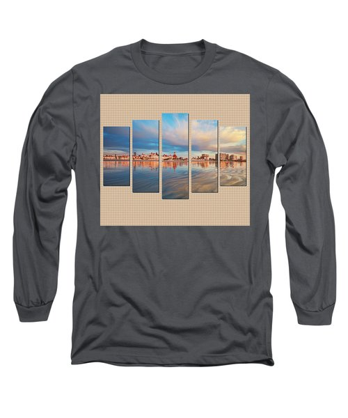 Example Panels Long Sleeve T-Shirt