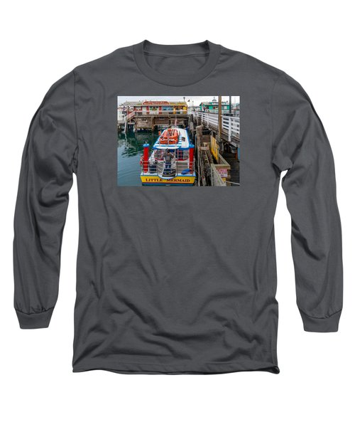 Excursion Boat Long Sleeve T-Shirt