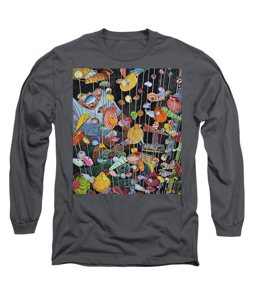 Exotic Seashells For Sale Long Sleeve T-Shirt