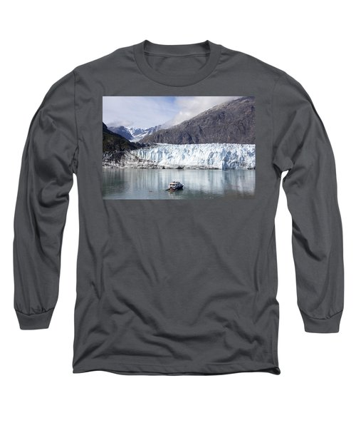 Exploring Glacier Bay Long Sleeve T-Shirt
