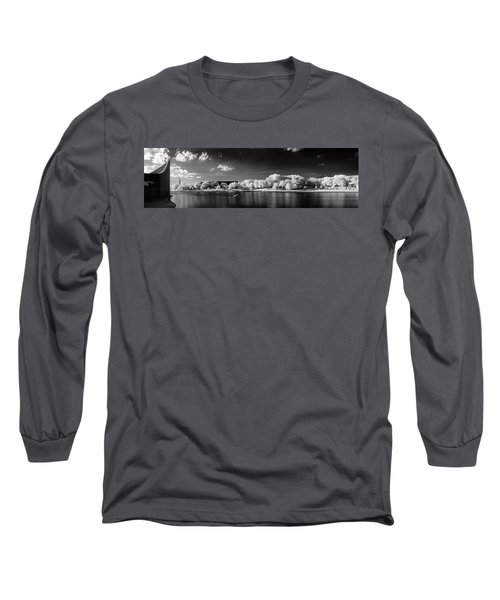 Exploring Ir Long Sleeve T-Shirt