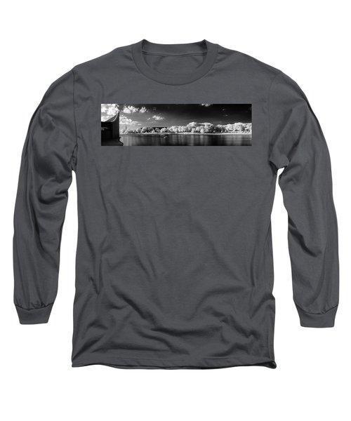 Exploring Ir Long Sleeve T-Shirt