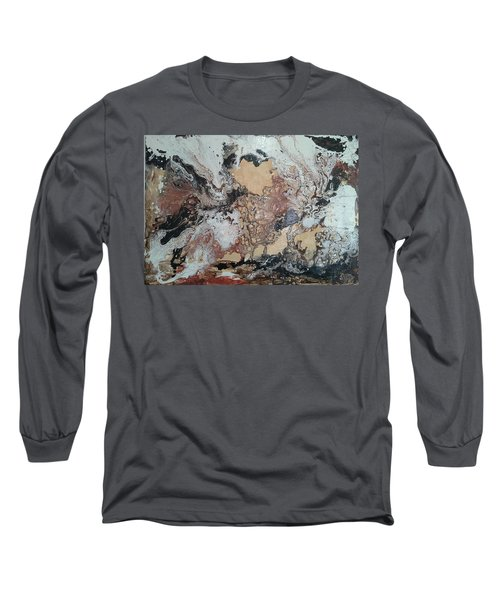 Exploring The Mind Long Sleeve T-Shirt
