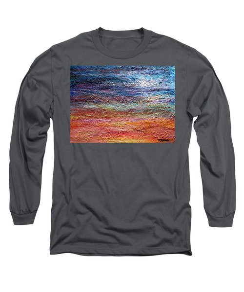 Exploring The Surface Long Sleeve T-Shirt