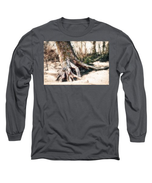 Exposed Long Sleeve T-Shirt by Robert FERD Frank