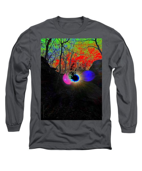 Eye Of Nature Long Sleeve T-Shirt
