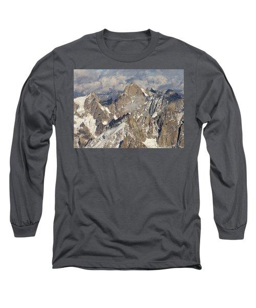 Eye Of The Needle Long Sleeve T-Shirt