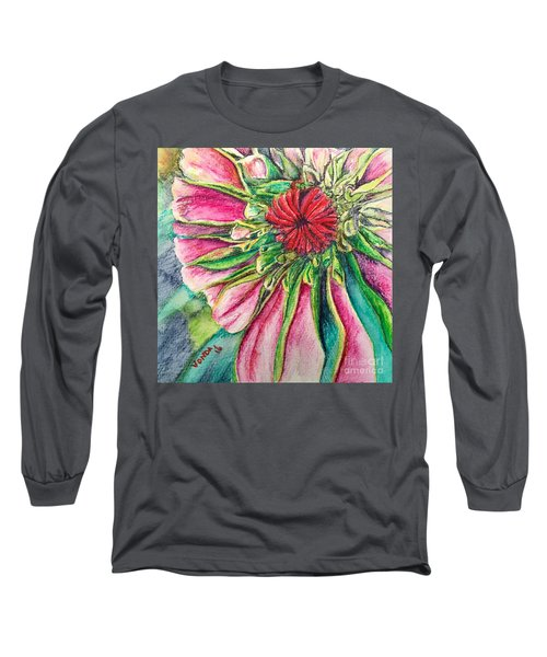 Eye Of Zen Long Sleeve T-Shirt