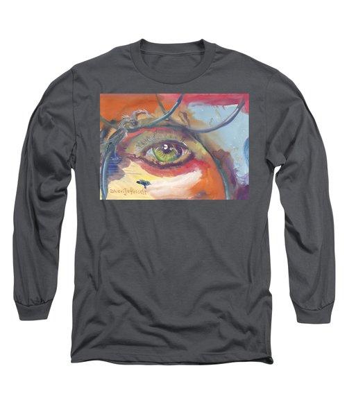 Eye See A Bird Long Sleeve T-Shirt