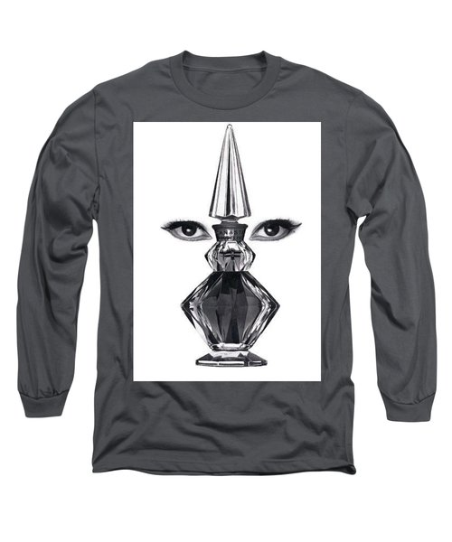 Long Sleeve T-Shirt featuring the digital art Eye See You by ReInVintaged