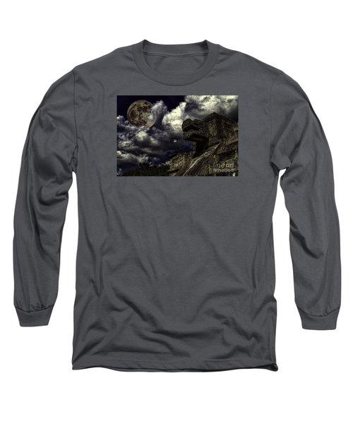 Eye To The Sky Long Sleeve T-Shirt