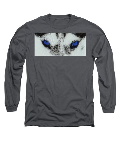 Eyes Of The Wild Long Sleeve T-Shirt