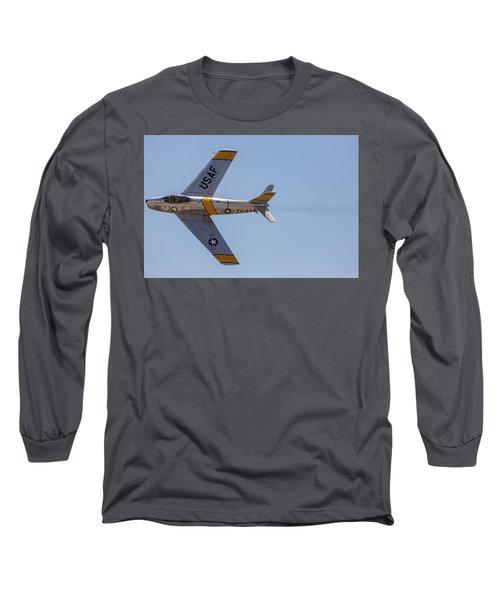 F-86 Jolley Roger Long Sleeve T-Shirt