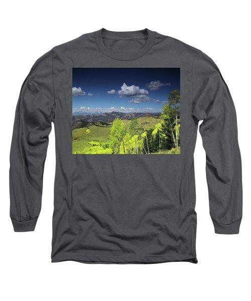 Faafallscene102 Long Sleeve T-Shirt