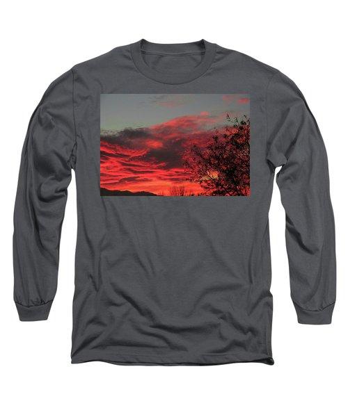 Faafallsky001 Long Sleeve T-Shirt