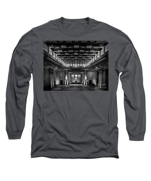 Fabulous Fox Theater Atlanta Egyptian Ballroom Long Sleeve T-Shirt