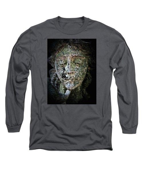 Face Of An Angel 11 Long Sleeve T-Shirt