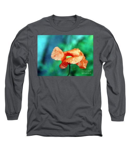 Face Of Love Long Sleeve T-Shirt