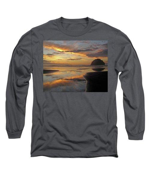 Face Rock Beauty Long Sleeve T-Shirt