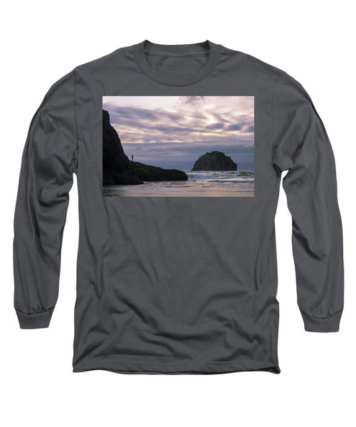 Face Time Long Sleeve T-Shirt