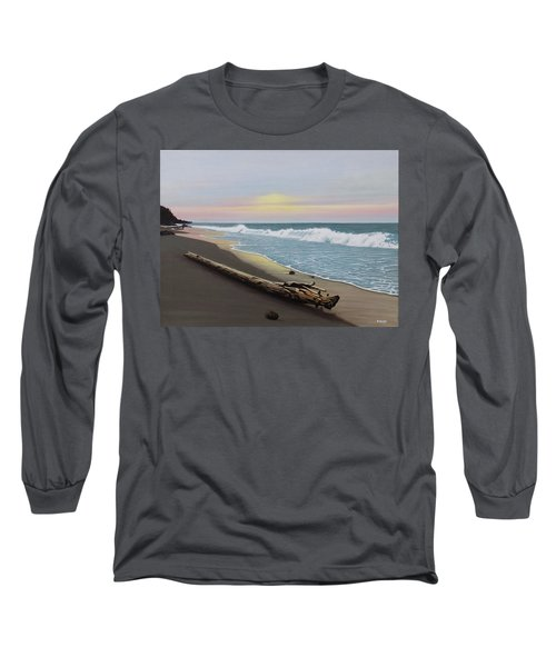 Face To The Morning Long Sleeve T-Shirt