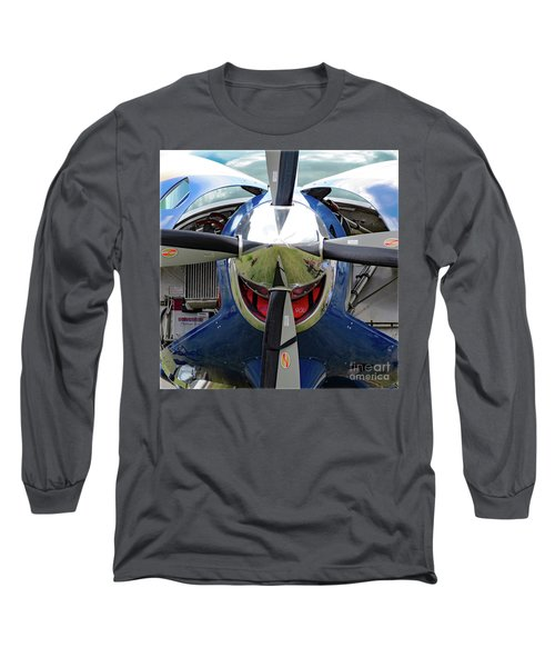 Faces Of Oshkosh 2012. #03 Long Sleeve T-Shirt