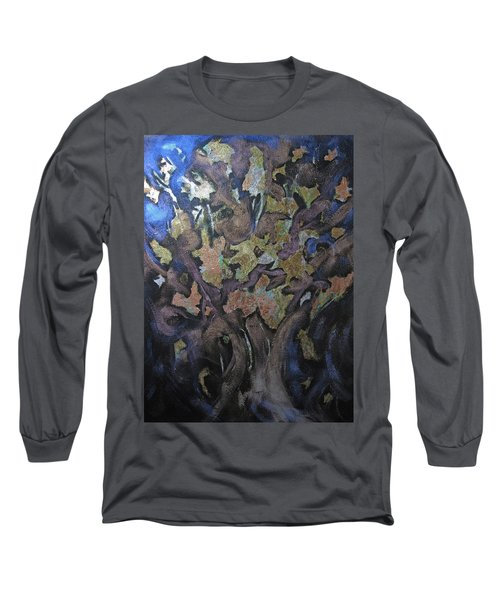 Faces Long Sleeve T-Shirt