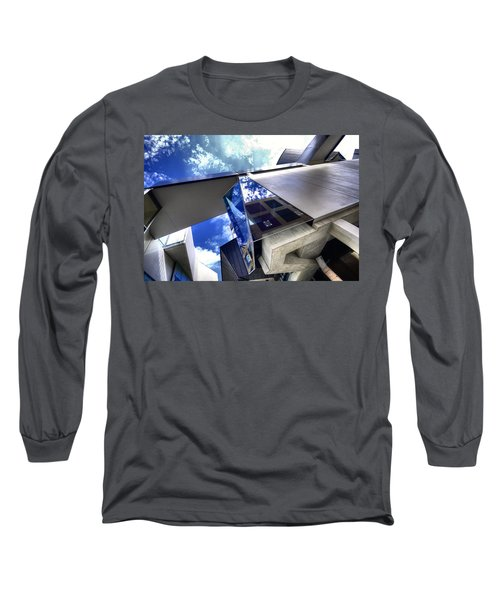 Long Sleeve T-Shirt featuring the photograph Facetted by Wayne Sherriff