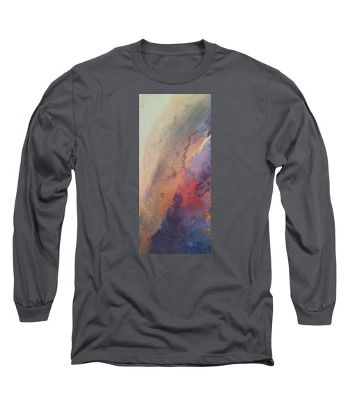 Facing Her Demons Long Sleeve T-Shirt by Becky Chappell
