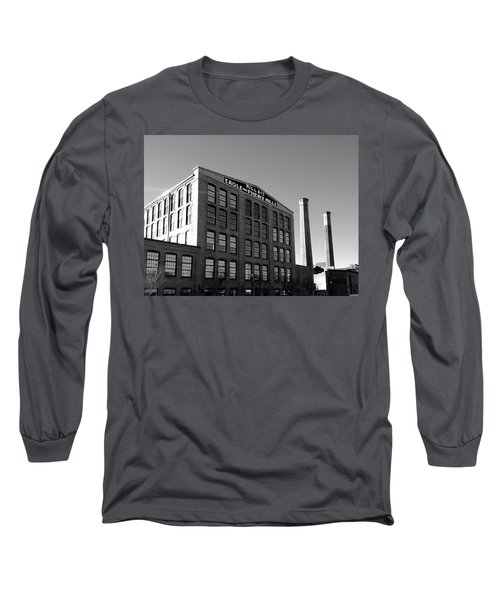 Factory Long Sleeve T-Shirt